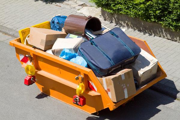 dumpster junk removal