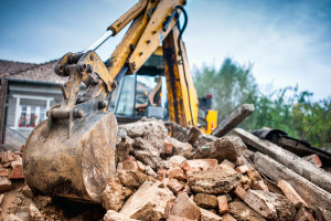 demolition contractor raleigh